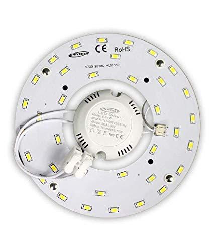 Neón tubo LED circular plafón sustitución T4 GQ10