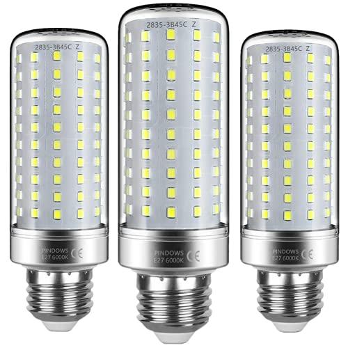 Bombilla LED E27 20W Blanco Frío 6000k,LED Maíz Bombilla,200W Bombilla Incandescente Equivalente,2200LM Puede...