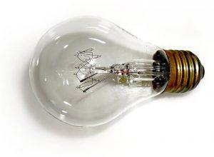 bombillas para lámparas ventilador incandescentes