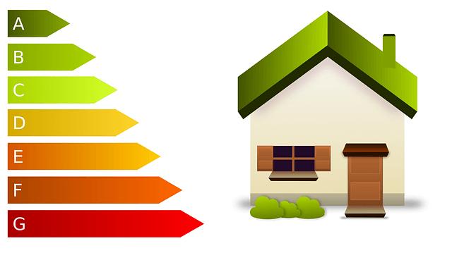 revisar etiqueta de eficiencia energética al comprar ventilador de techo