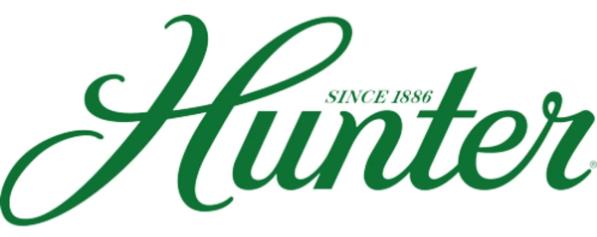 venta de ventiladores de techo Hunter