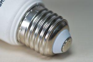 tipos de casquillo de bombilla para ventiladores de techo