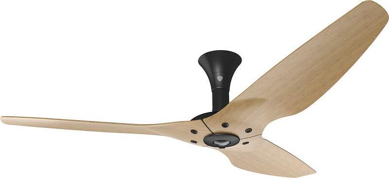 ventilador de techo de madera
