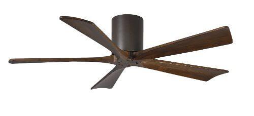 ventilador de palas de madera para techo