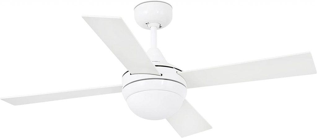 Reseña ventilador de techo Mini Icaria de Faro Barcelona