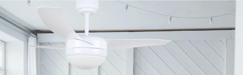 opiniones ventilador de techo CP 88105 de Orbegozo